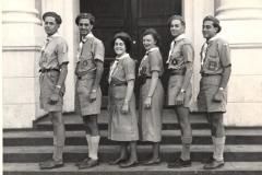 Habonim leadership Rhodesia 1940s
