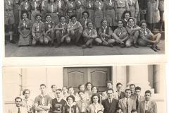 Rhodes and Founders Bulawayo 1949 and Zionist Youth Habonim