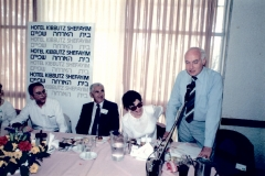 Telfed at Kibbutz Shefayim