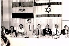 Telfed with SA diplomats