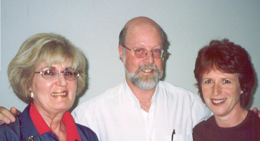 AGM - Freda Keet, Dave Bloom, Hillary Kaplan