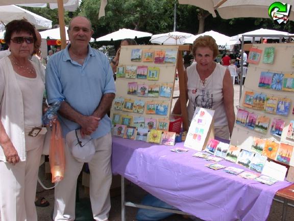Telfed art fair