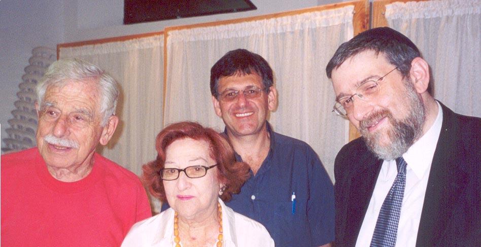 Isaac Natalie Gilinsky, B Kornel, Rabbi Melchior