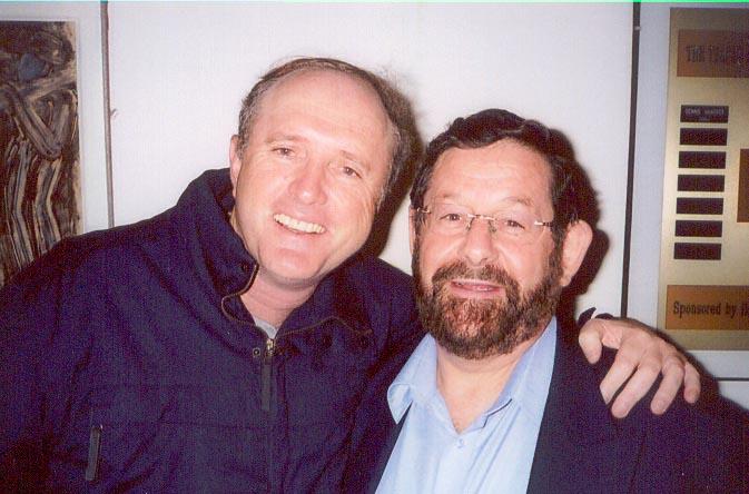 Solly Sachs and David Kaplan