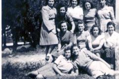 lena-5th grade 1945
