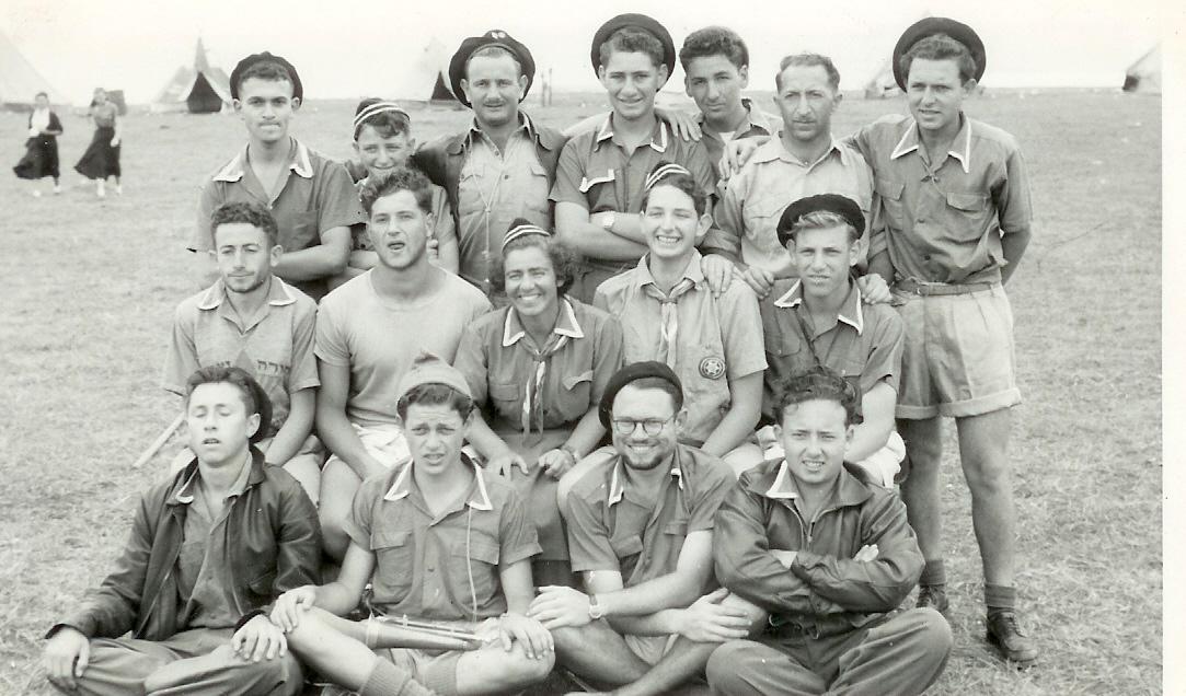 1950-'51 East London Technical Staff