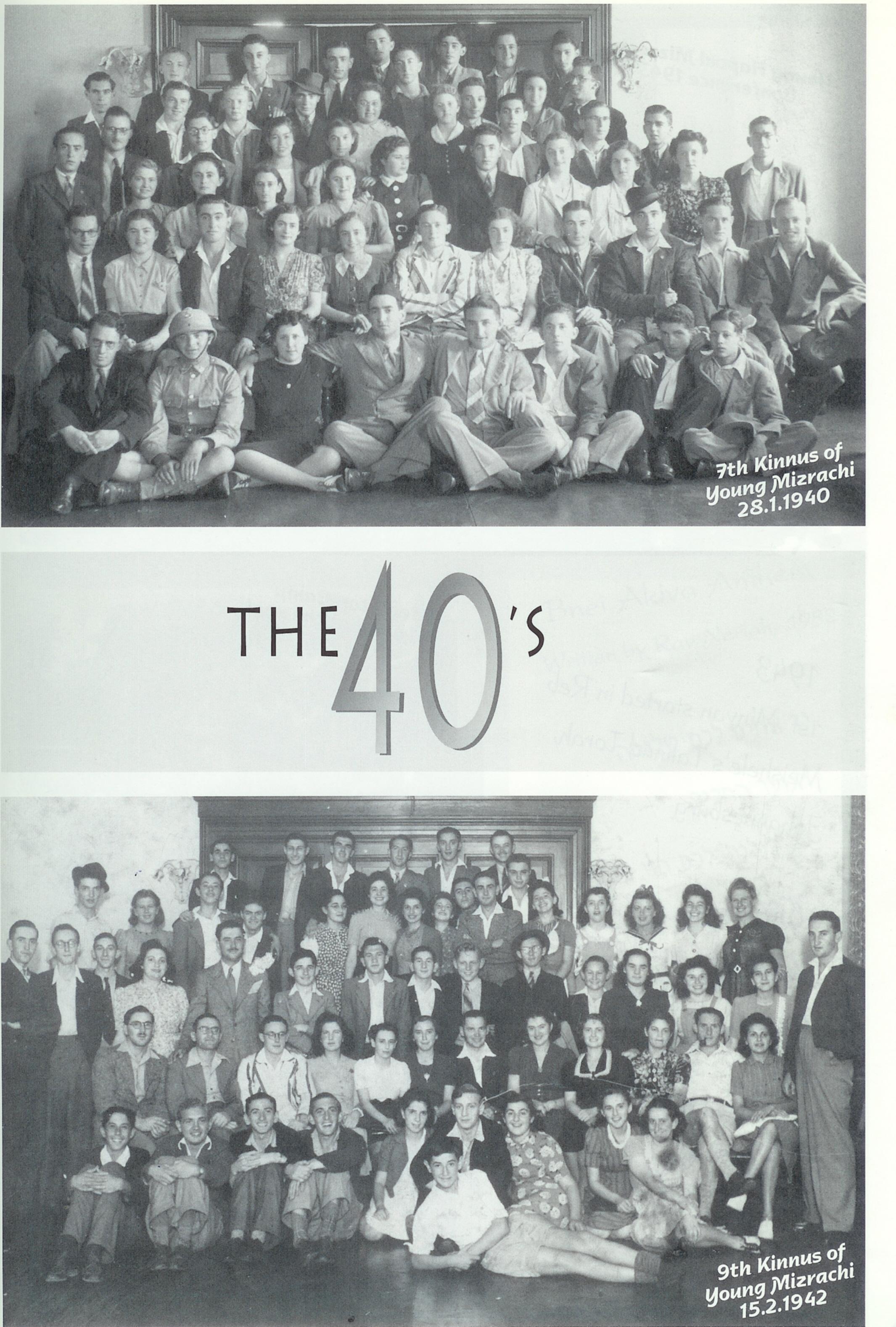 Conf 1940 &'42