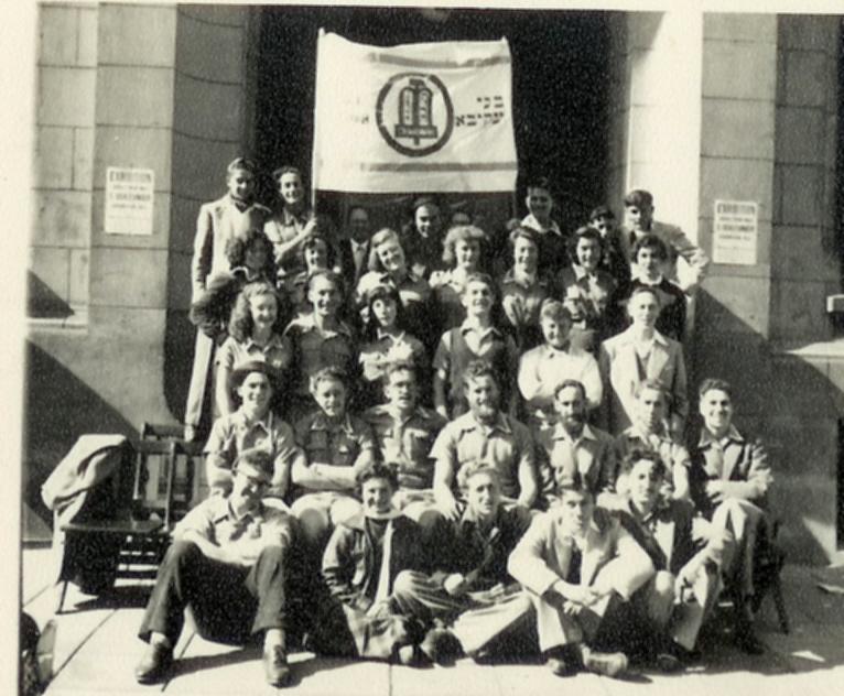 Kinus Bnei Akiva - Coronation Hall 1954