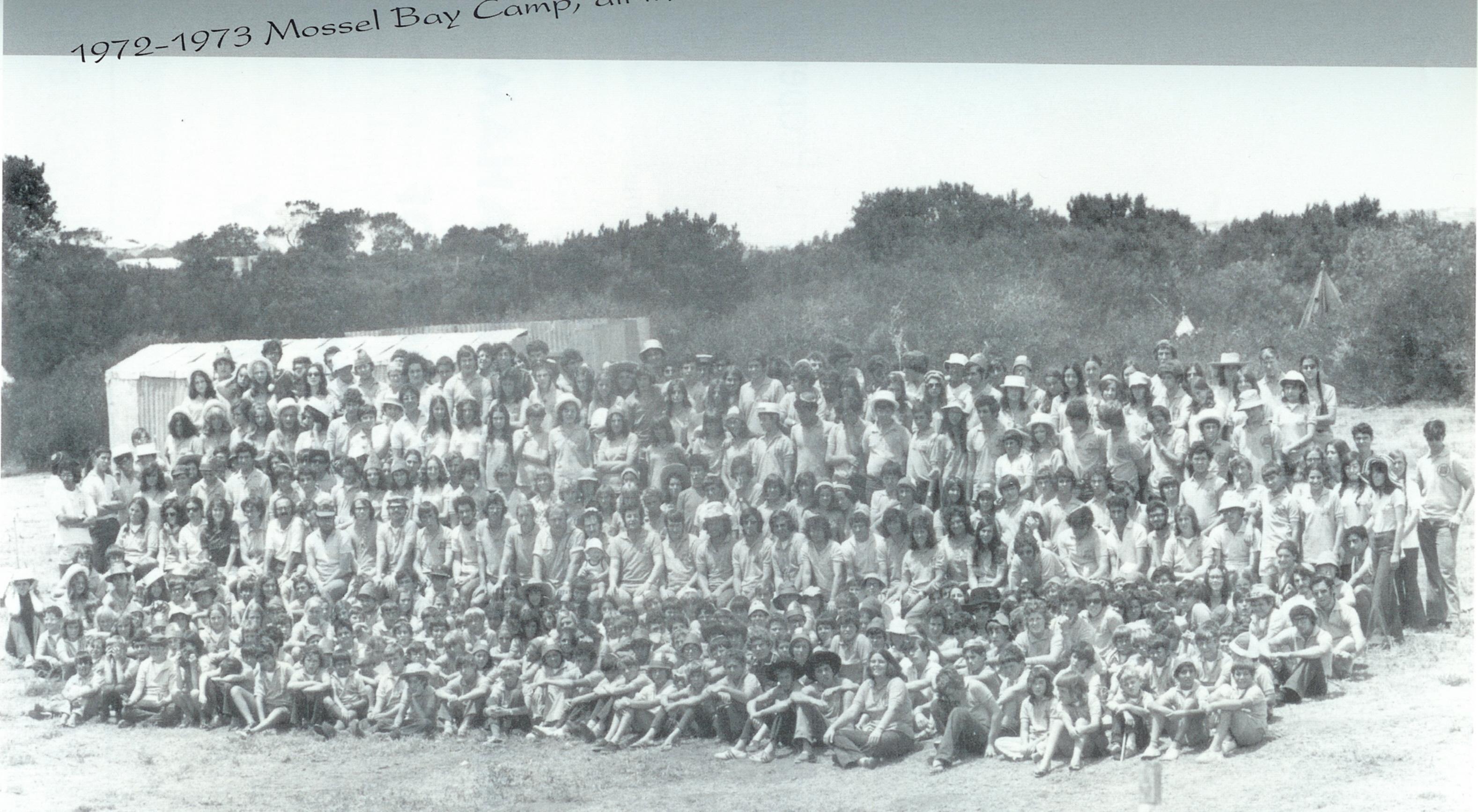 Mossel Bay 1972