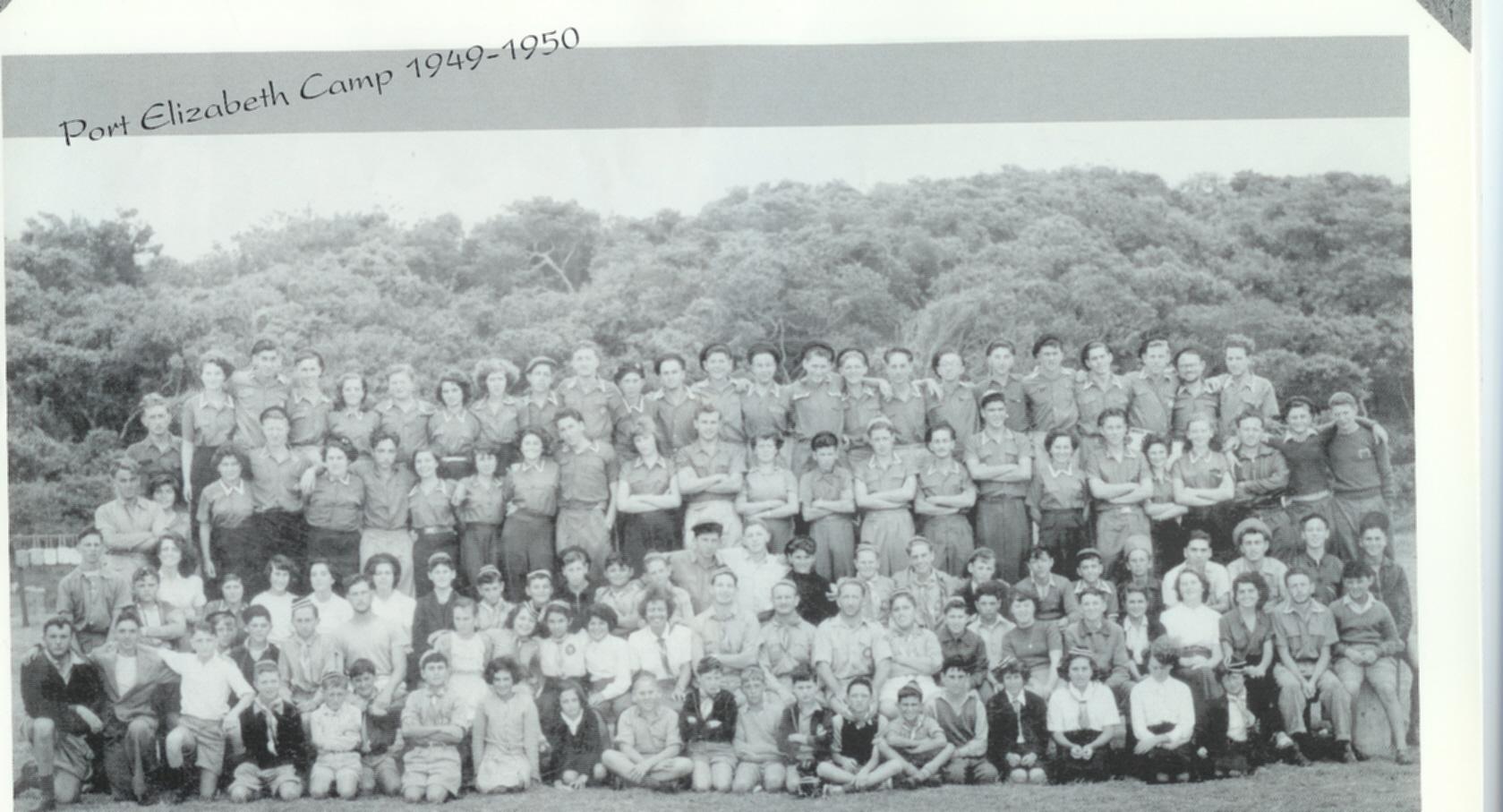 Port Elizabeth Camp 1949-'50
