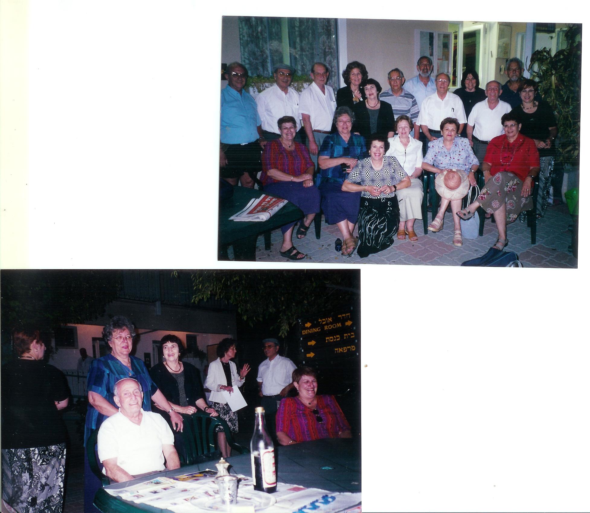 Reunion Shluchot 2002