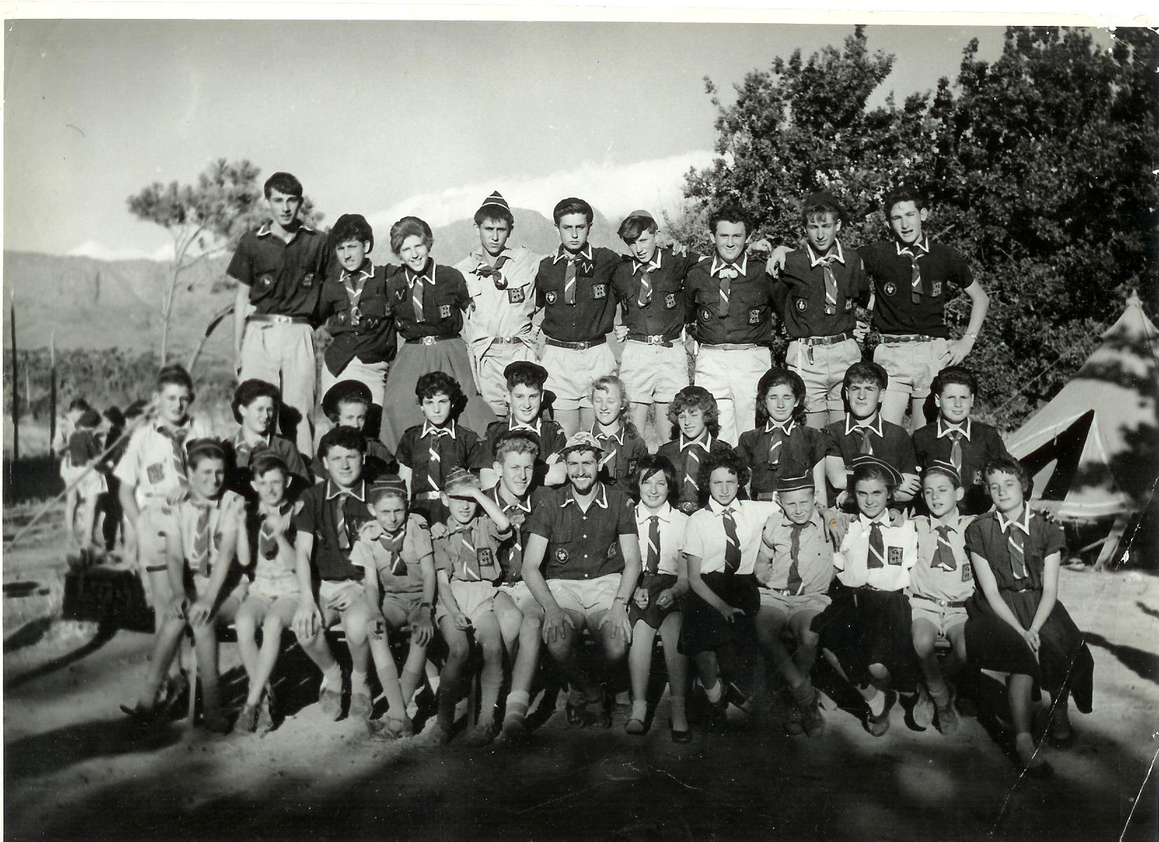 Somerset West1959'60