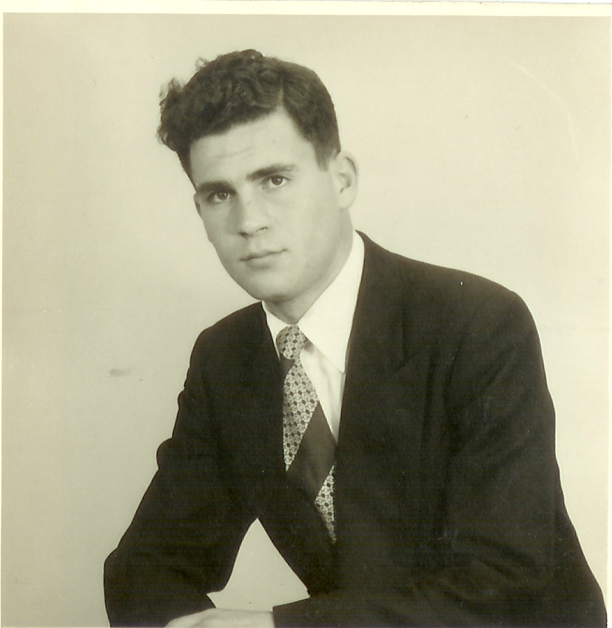 The Late Irving Glazer z'l who fell in the Sinai Campaign 1956