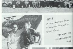 Bogrim-Glencairn, Abe Abromovitz & Chaim Lotchoff, Chanichim